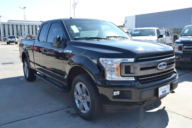 2018 F-150 Super Cab 4x4, Pickup #JKD66124 - photo 4
