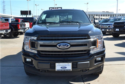 2018 F-150 Super Cab 4x4, Pickup #JKD66124 - photo 3