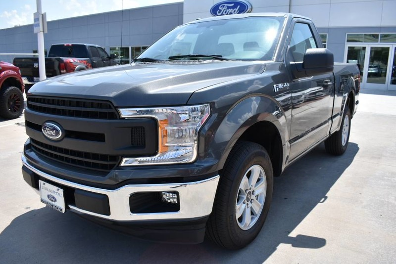2018 F-150 Regular Cab 4x2,  Pickup #JKD80018 - photo 1