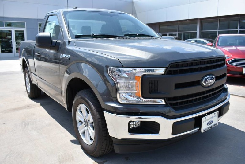 2018 F-150 Regular Cab 4x2,  Pickup #JKD80018 - photo 4
