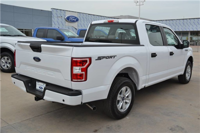 2018 F-150 SuperCrew Cab,  Pickup #JKD80021 - photo 5