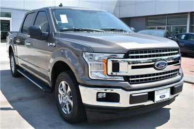 2018 F-150 SuperCrew Cab 4x2,  Pickup #JKE22160 - photo 4