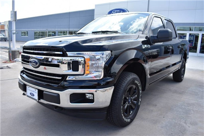 2018 F-150 SuperCrew Cab 4x4,  Pickup #JKE22374 - photo 1