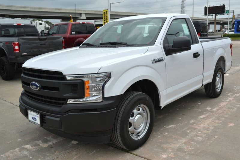 2018 F-150 Regular Cab 4x2,  Pickup #JKE25694 - photo 1
