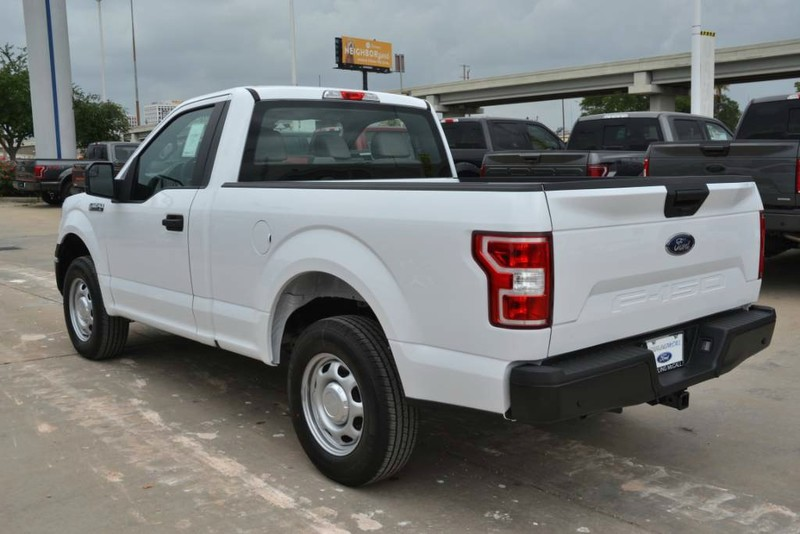 2018 F-150 Regular Cab 4x2,  Pickup #JKE25694 - photo 2