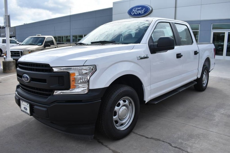 2018 F-150 SuperCrew Cab 4x2,  Pickup #JKE25696 - photo 1