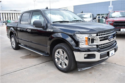 2018 F-150 SuperCrew Cab 4x2,  Pickup #JKE29270 - photo 4