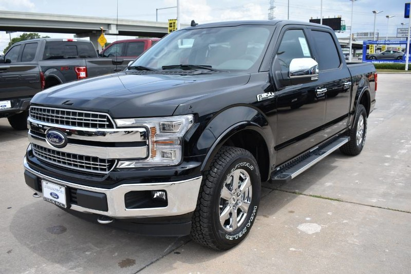 2018 F-150 SuperCrew Cab 4x4,  Pickup #JKE29274 - photo 1