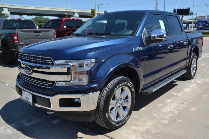 2018 F-150 SuperCrew Cab 4x4,  Pickup #JKE29278 - photo 1