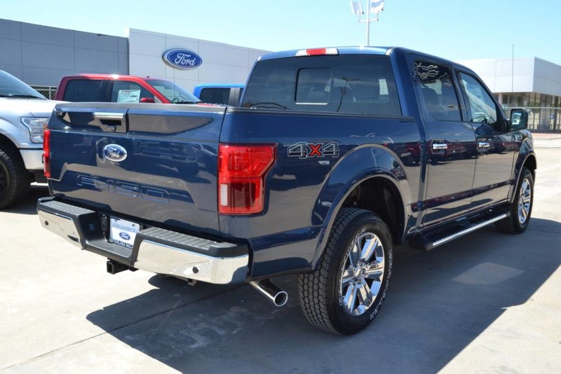 2018 F-150 SuperCrew Cab 4x4,  Pickup #JKE29278 - photo 6