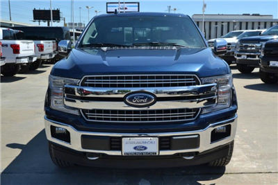 2018 F-150 SuperCrew Cab 4x4,  Pickup #JKE29278 - photo 3