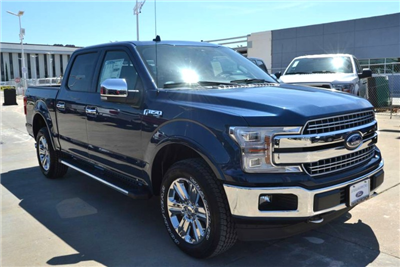 2018 F-150 SuperCrew Cab 4x4,  Pickup #JKE29278 - photo 5