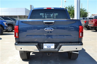 2018 F-150 SuperCrew Cab 4x4,  Pickup #JKE29278 - photo 4