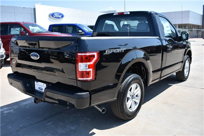 2018 F-150 Regular Cab 4x2,  Pickup #JKE35863 - photo 5