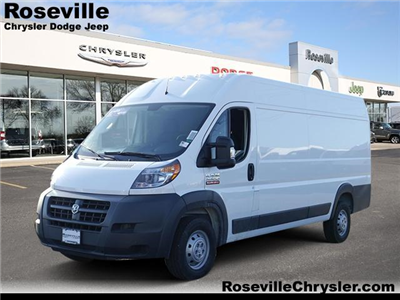 2018 ProMaster 3500 High Roof FWD,  Empty Cargo Van #41739 - photo 1