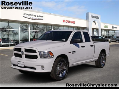 2018 Ram 1500 Quad Cab 4x4,  Pickup #42333 - photo 1