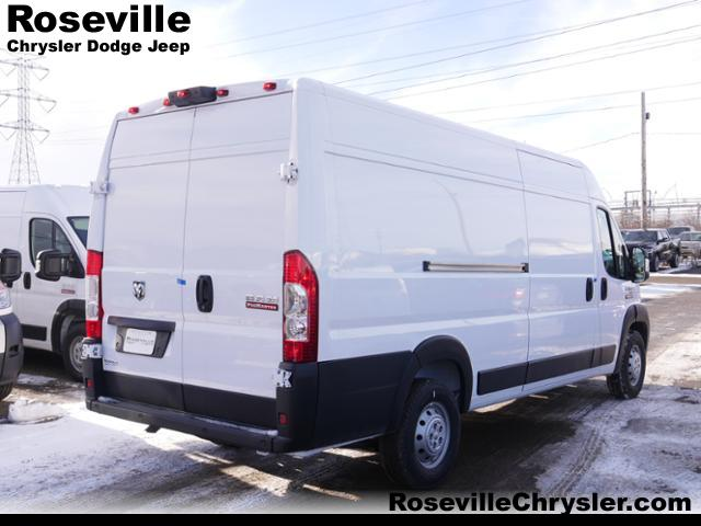2019 ProMaster 3500 High Roof FWD,  Empty Cargo Van #43867 - photo 3