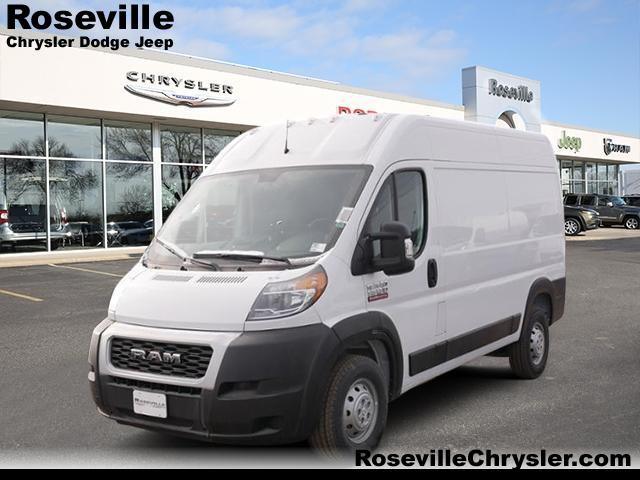 2019 ProMaster 1500 High Roof FWD,  Empty Cargo Van #44346 - photo 6