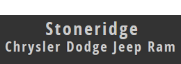 Stoneridge Chrysler Dodge Jeep RAM logo