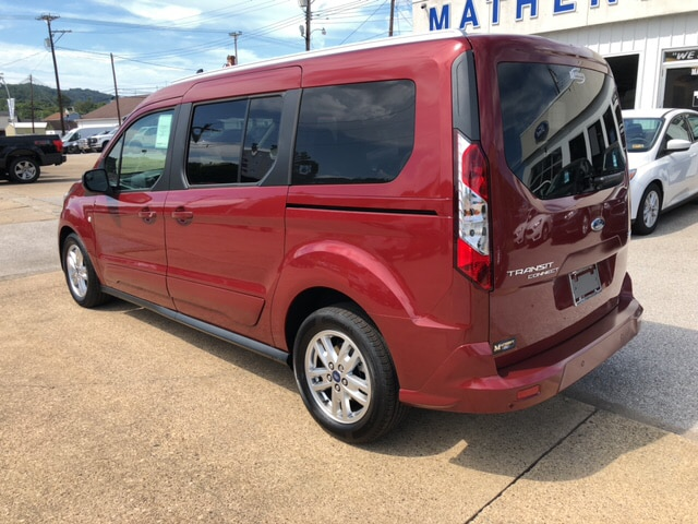 2019 Transit Connect 4x2,  Passenger Wagon #391963 - photo 2