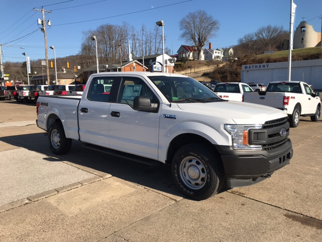 2018 F-150 SuperCrew Cab 4x4, Pickup #A04873 - photo 1