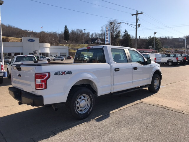 2018 F-150 SuperCrew Cab 4x4, Pickup #A04873 - photo 2