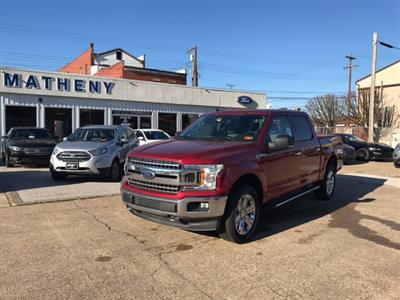 2019 F-150 SuperCrew Cab 4x4,  Pickup #A32768 - photo 1