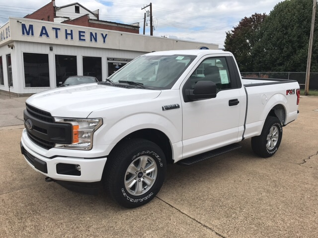 2018 F-150 Regular Cab 4x4, Pickup #A59632 - photo 1