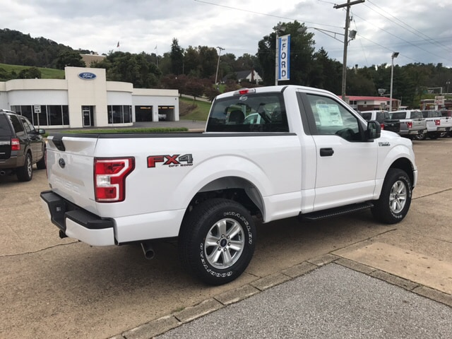 2018 F-150 Regular Cab 4x4, Pickup #A59632 - photo 6