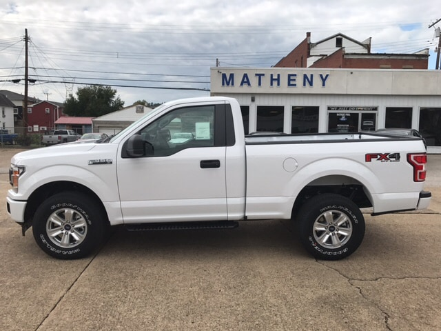 2018 F-150 Regular Cab 4x4, Pickup #A59632 - photo 8