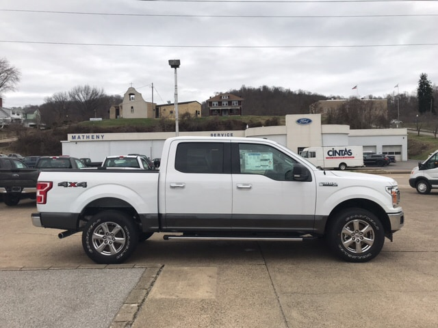2018 F-150 SuperCrew Cab 4x4,  Pickup #A91472 - photo 4
