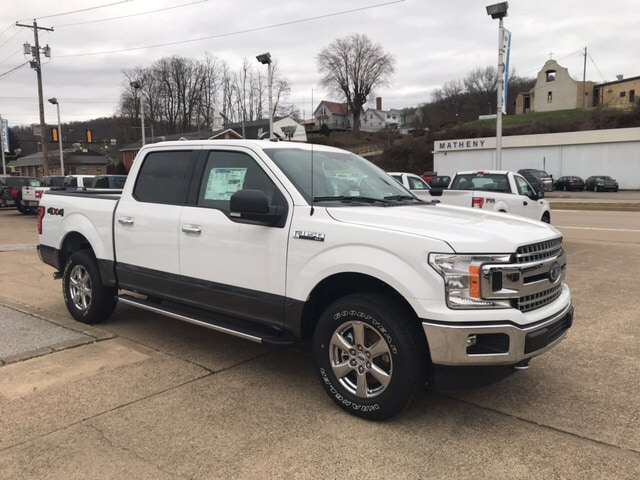 2018 F-150 SuperCrew Cab 4x4,  Pickup #A91472 - photo 5