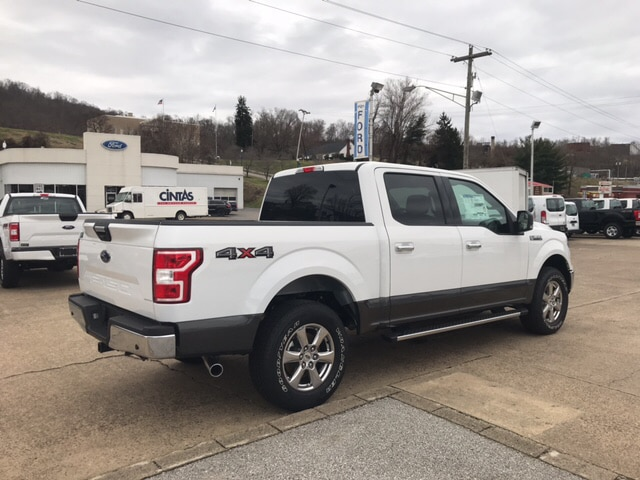 2018 F-150 SuperCrew Cab 4x4,  Pickup #A91472 - photo 6