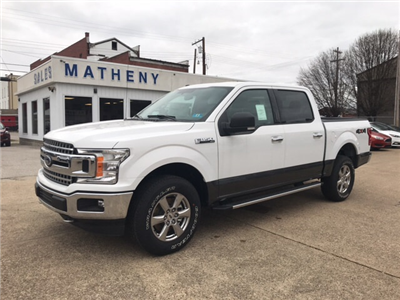 2018 F-150 SuperCrew Cab 4x4,  Pickup #A91472 - photo 1