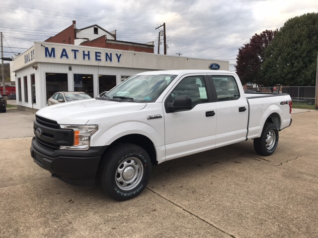2018 F-150 SuperCrew Cab 4x4,  Pickup #A91479 - photo 1