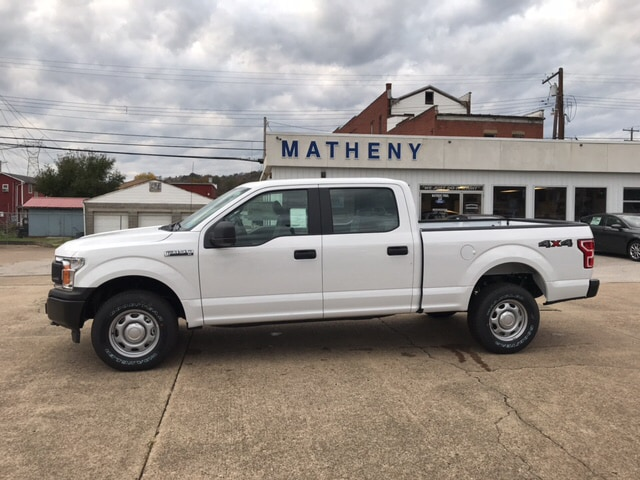 2018 F-150 SuperCrew Cab 4x4,  Pickup #A91479 - photo 8