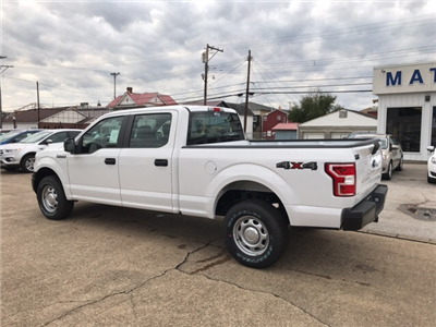 2018 F-150 SuperCrew Cab 4x4,  Pickup #A91479 - photo 2
