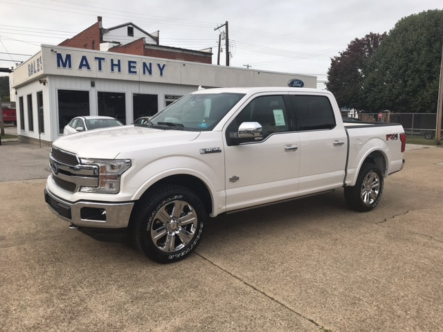 2018 F-150 SuperCrew Cab 4x4, Pickup #A91480 - photo 1