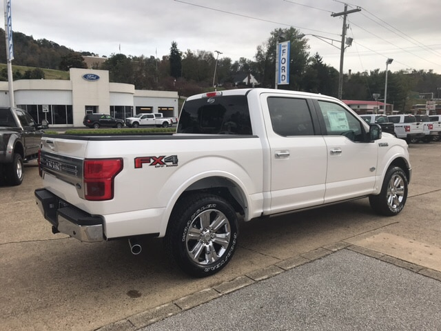2018 F-150 SuperCrew Cab 4x4, Pickup #A91480 - photo 6