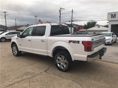 2018 F-150 SuperCrew Cab 4x4, Pickup #A91480 - photo 2