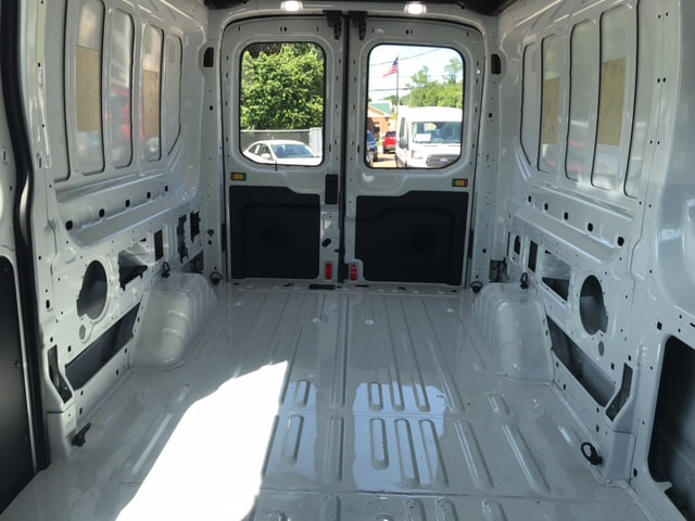 2018 Transit 250 Med Roof 4x2,  Empty Cargo Van #A95371 - photo 2