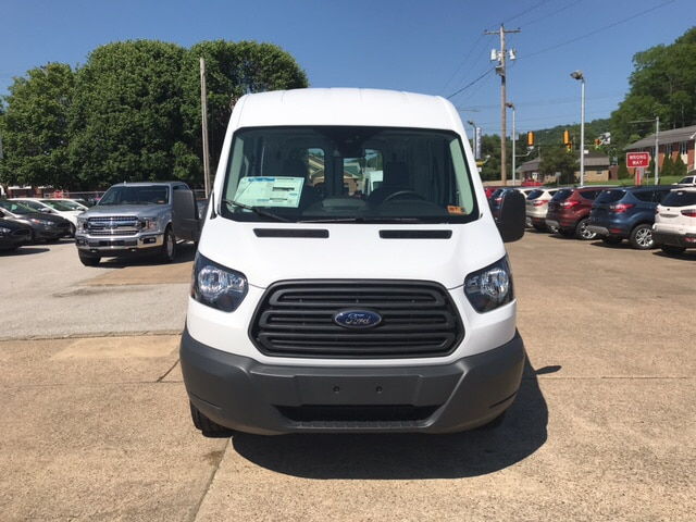2018 Transit 250 Med Roof 4x2,  Empty Cargo Van #A95371 - photo 3