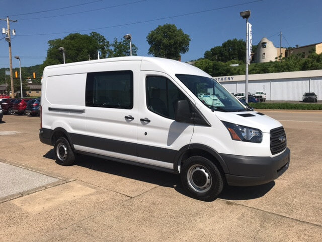 2018 Transit 250 Med Roof 4x2,  Empty Cargo Van #A95371 - photo 4