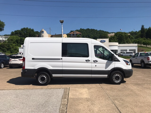 2018 Transit 250 Med Roof 4x2,  Empty Cargo Van #A95371 - photo 5