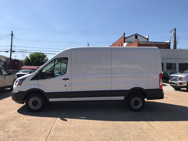 2018 Transit 250 Med Roof 4x2,  Empty Cargo Van #A95371 - photo 9