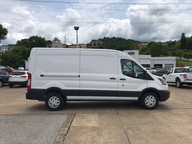 2018 Transit 250 Med Roof 4x2,  Empty Cargo Van #A95373 - photo 4