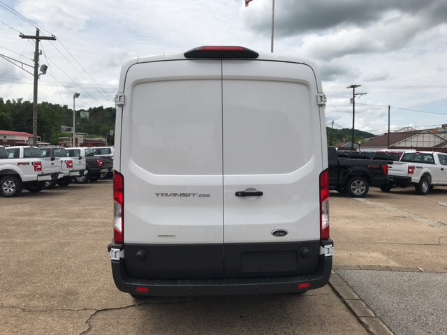 2018 Transit 250 Med Roof 4x2,  Empty Cargo Van #A95373 - photo 8