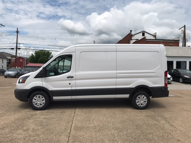2018 Transit 250 Med Roof 4x2,  Empty Cargo Van #A95373 - photo 9