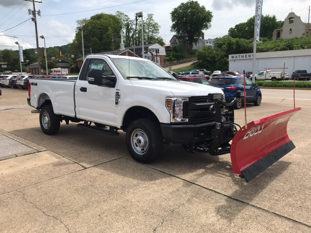 2018 F-250 Regular Cab 4x4,  Pickup #B06511 - photo 6