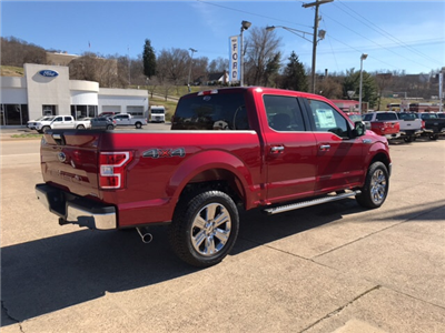 2018 F-150 SuperCrew Cab 4x4,  Pickup #B25217 - photo 6